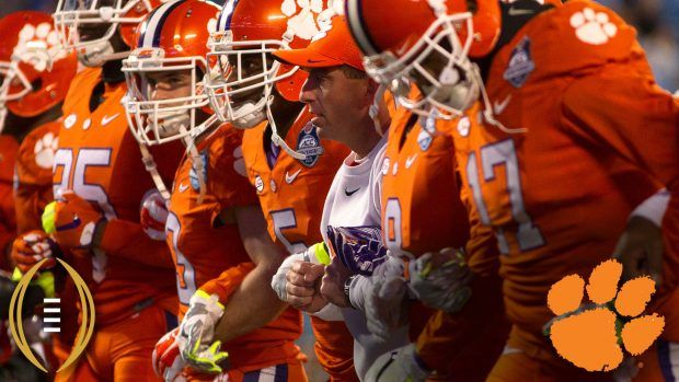 Hd Clemson Tigers Wallpapers Football Bowl Games Clemson Tigers Football Clemson