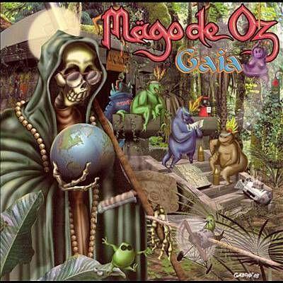 La Rosa De Los Vientos By Mägo De Oz Mago De Oz Mägo De öz Mago