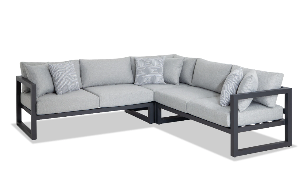 hollywood 3 piece outdoor sectional