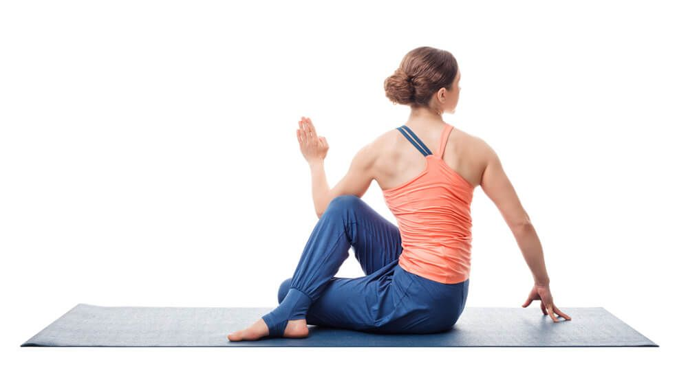 Why Is Breathing In Twists So Hard?   Yoga anatomy, How to ...