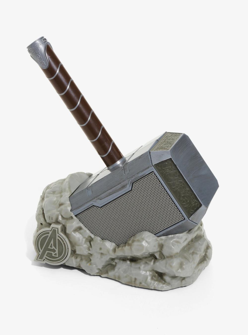 Marvel Avengers Thor S Hammer Mjolnir Bluetooth Speaker Thors Hammer Mjolnir Thor