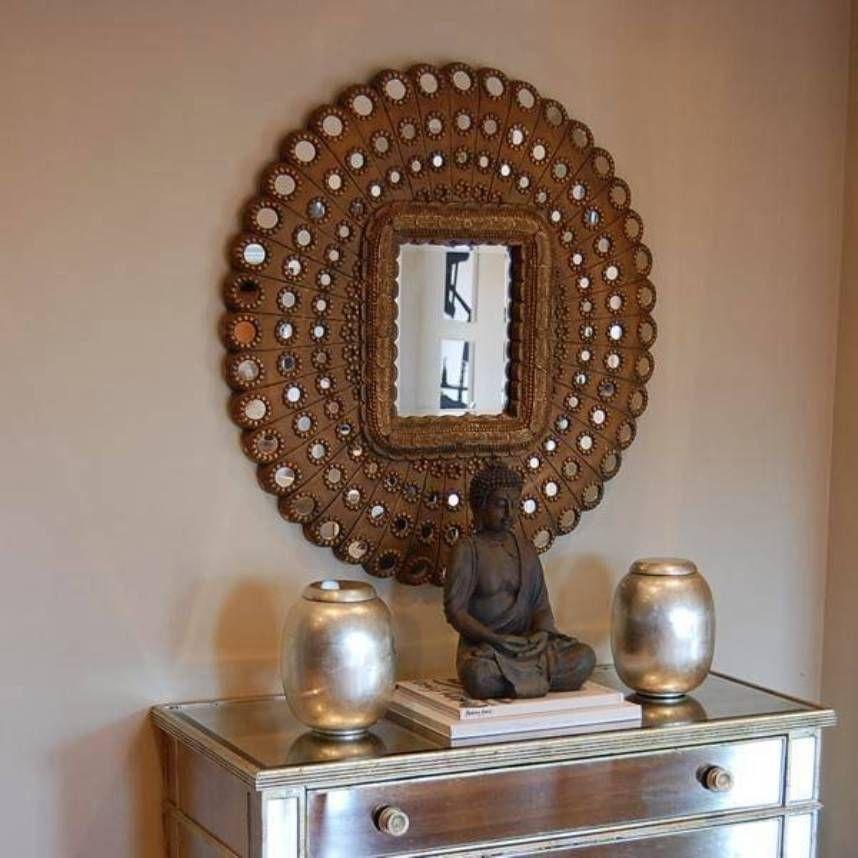 Decoration Buddha Setup