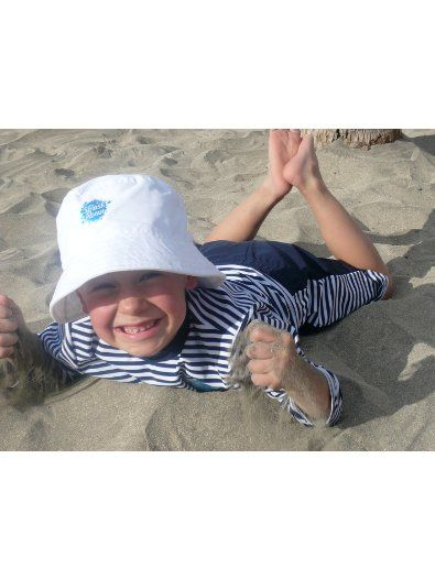 Splash About Sun Protection Top and Shorts - Navy. Loose Fit. 1-6 years. £27.99