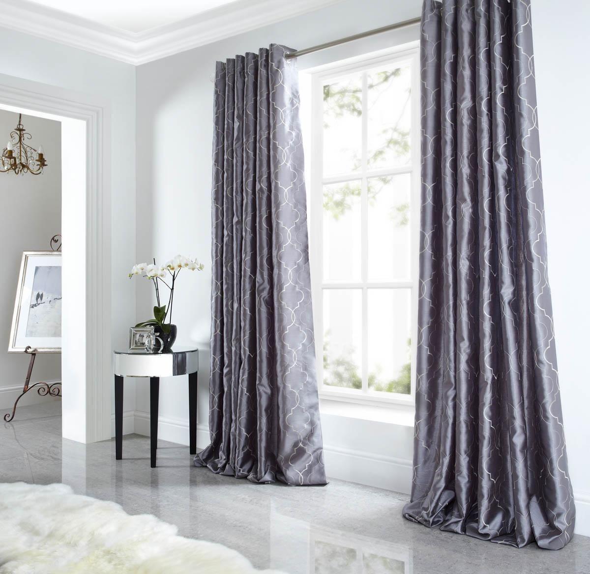 White Eyelet Bedroom Curtains Buy John Lewis Nazca Lined Eyelet Curtains Online At Large Size