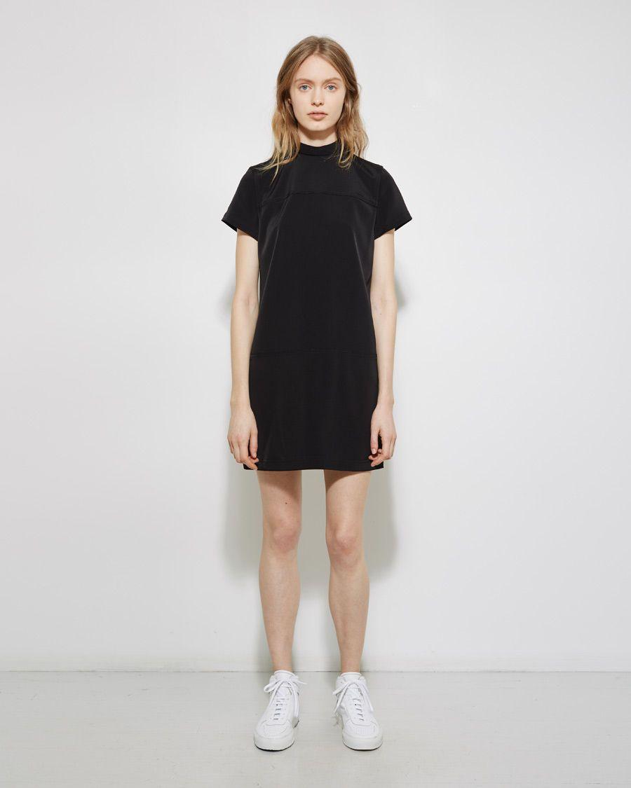T BY ALEXANDER WANG - Mockneck Dress