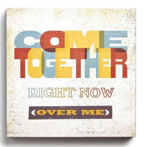 Lyricology Come Together Wall Art | Products | Pinterest | Nursery ...