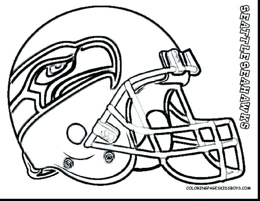 Free Download Coloring Pages Of The Broncos Logo Buku Mewarnai Halaman Mewarnai