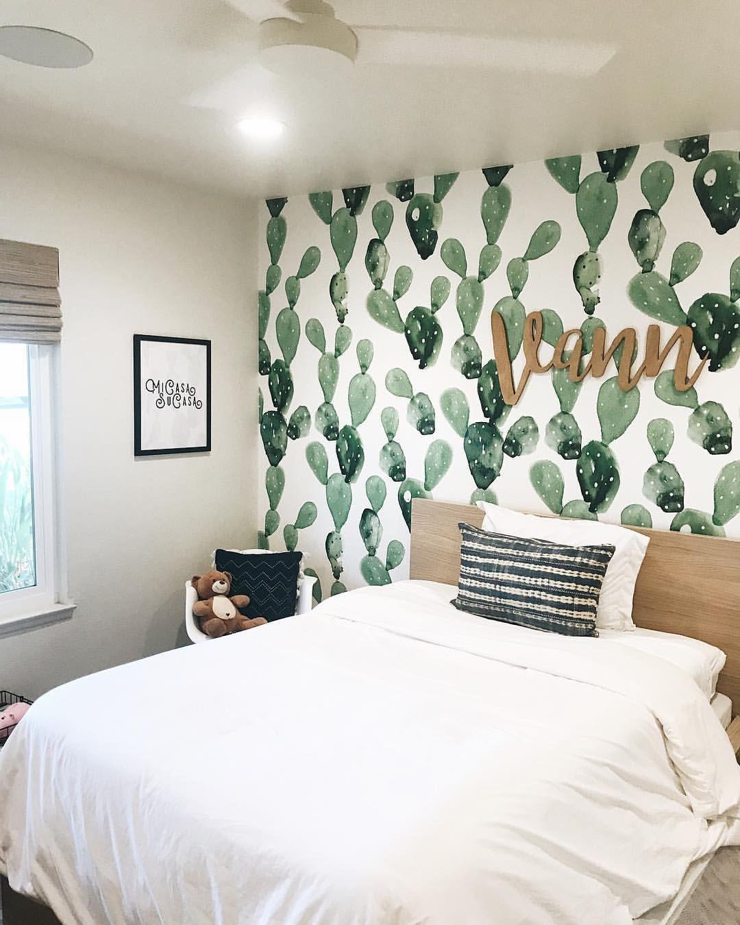 Cactus Room Idea Handmade Signs For Kids Rooms Wood Sign Homedecor Ideas Modwoodco Room Decor Baby Room Decor Home Decor