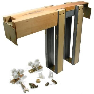 Exceptionnel Johnson Hardware 1500 Series Pocket Door Frame For Doors Up To 30 In. X 80  In. Model # 152668HD Internet # 100658025 Store SO SKU # 168533 .