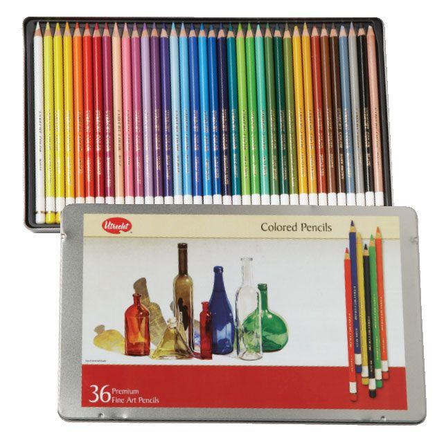 Utrecht Premium Colored Pencils Colored Pencils Pinterest - Premium-color-pencils