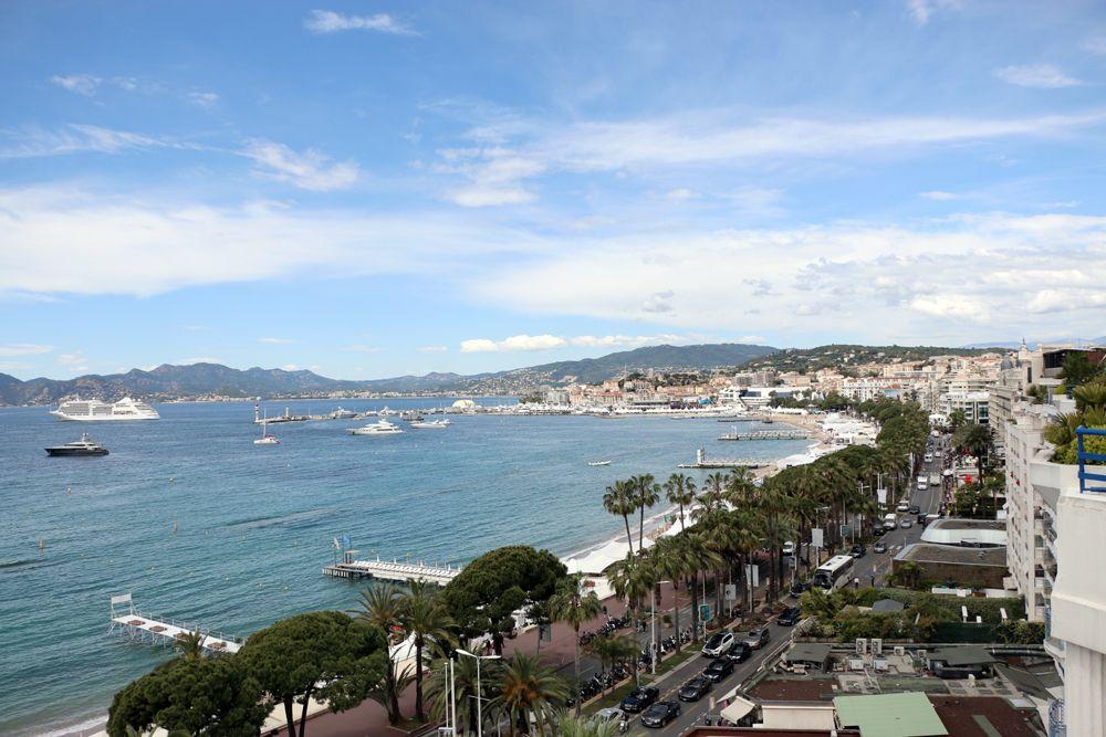 Rooftop Hôtel Martinez, Cannes