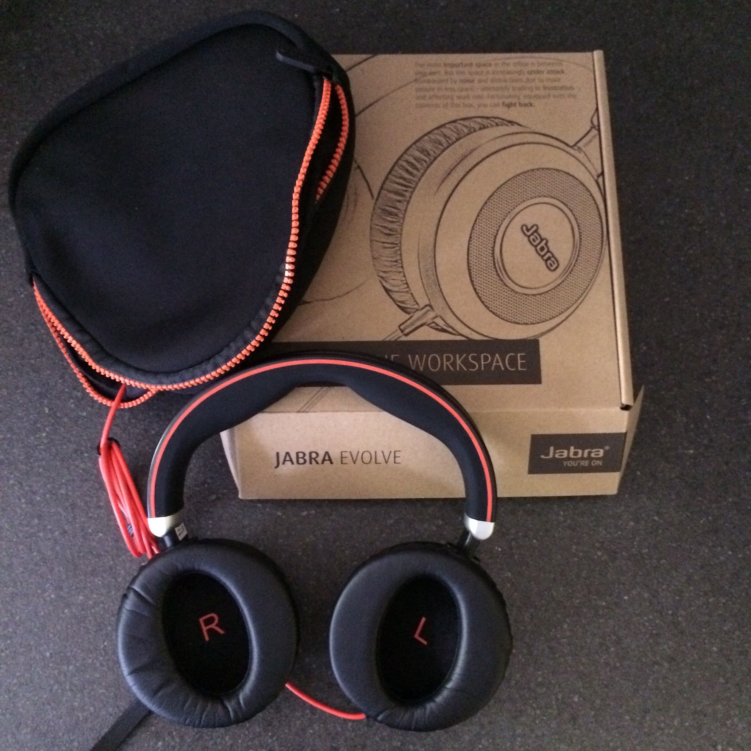 These Jabra Evolve 80 Headphones Are One Of If Not The Best Headphones I Ve Ever Used Best Headphones In Ear Headphones Headphones