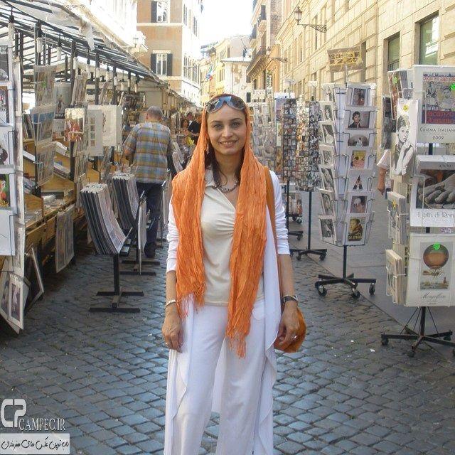 Maryam Kaviani Kimono Top Fashion Women