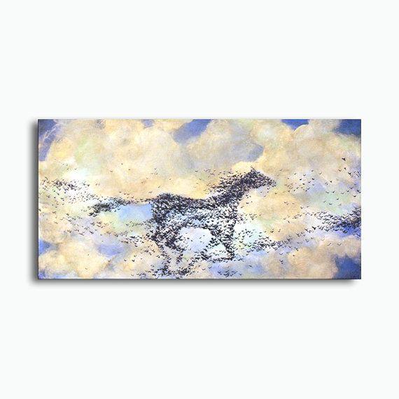 horse  etsy art