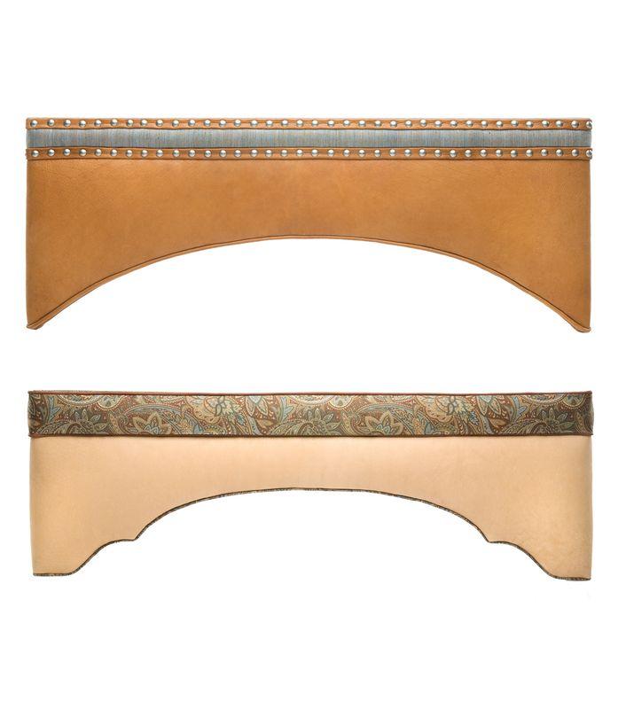 cornice ideas with nailheads.... http://www.scenicmesa.com/media/Products/leather-drapery-cornice-77EB7B2F-1C23-B961-5AB5A2E4E53CE3E3-zoomed.jpg
