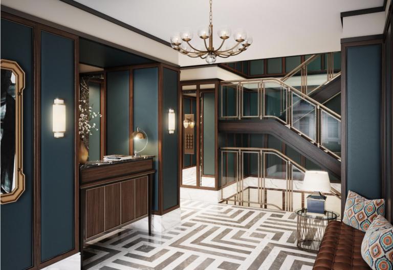 Love Happens Features Martin Brudnizki Design Studio Luxury Interior Neoclassical Interior Floor Design