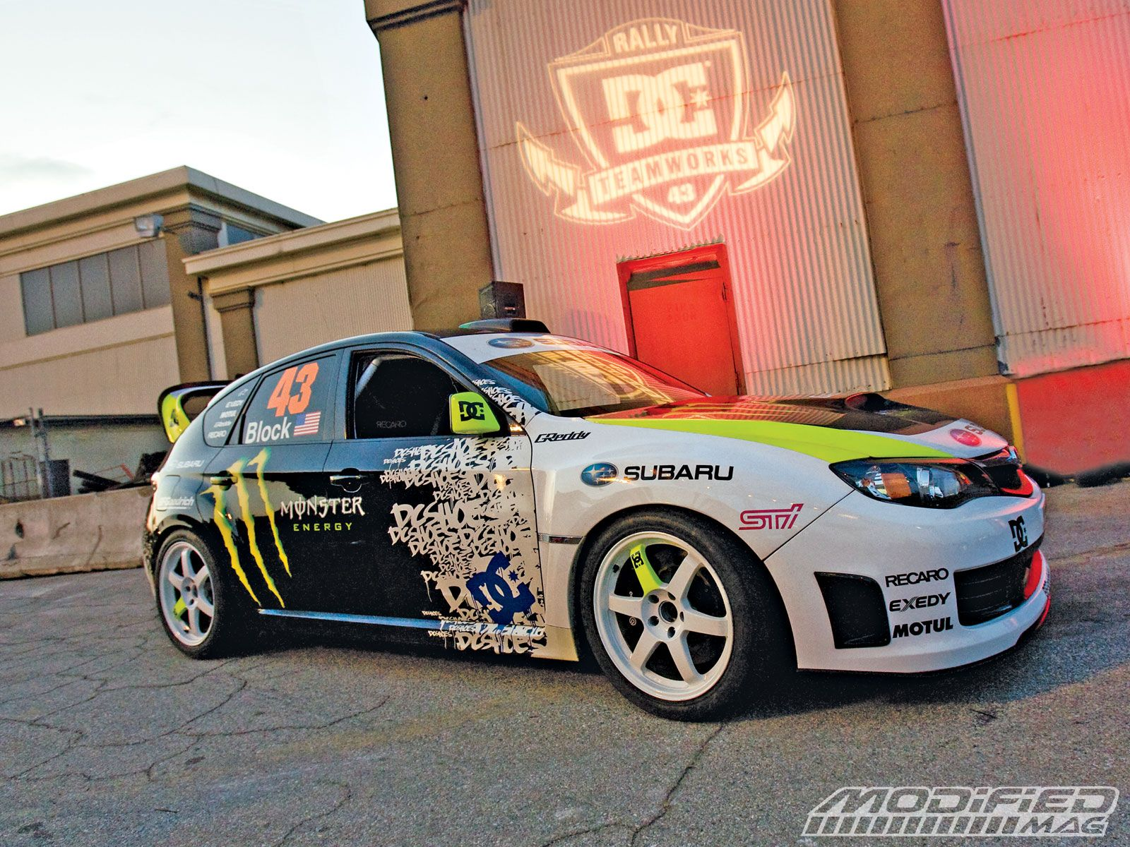What One Person In Rallycross Doesnu0027t Have Ken Block As An Inspiration?  What He Accomplished To Get Into WRC And Creating His Own Company That Is Vu2026