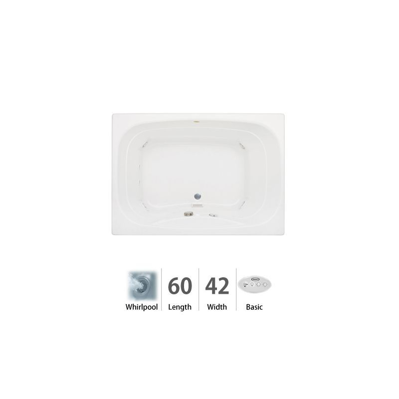 Jacuzzi SIG6042 WCL 2CH 60\