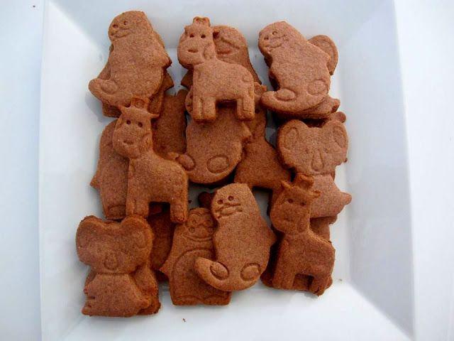 Špaldové linecké sušenky   Vařící výzvy