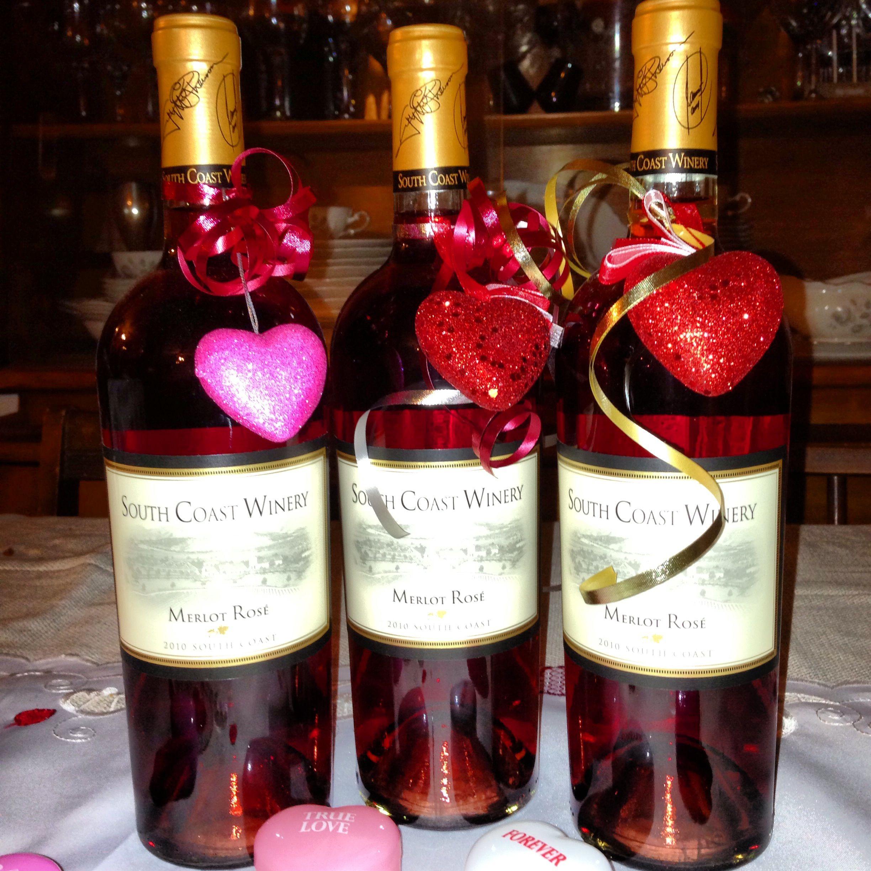 South Coast Wine Merlot Rose 3 South Coast Winery Wine Bottle Rose Wine Bottle Wine