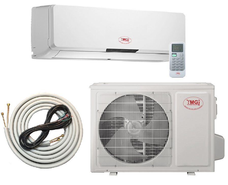 30000 Btu 2 5 Ton 1200 1500 Sq Feet In Minisplitwarehouse Com Heat Pump Air Conditioner Ductless Mini Split Heat Pump System