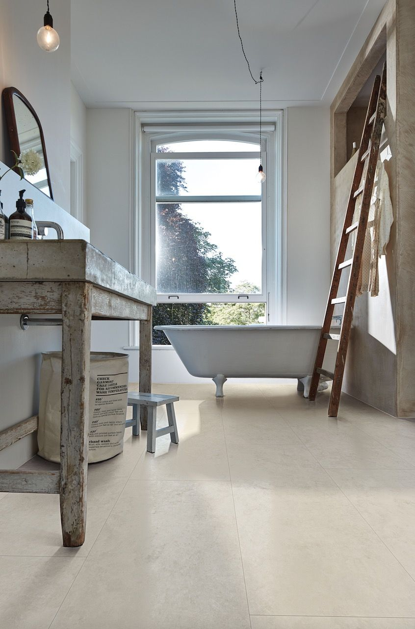 A Beautiful Flooring For Your Cottage Bathroom Meister Design