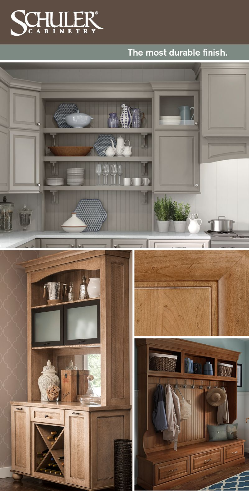 The Most Durable Finish Builttolast Messymoments Wehavebeenthere Bringiton Sharpieisnomatch Schulerexclusive Cabinetry Lowes Kitchen Cabinets