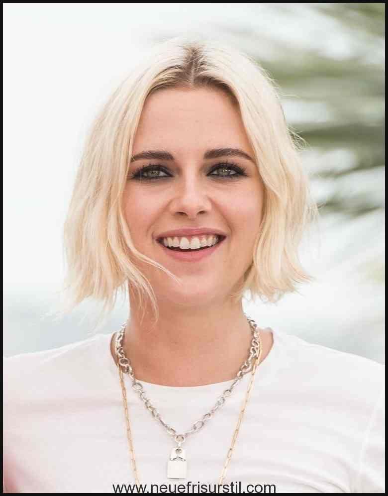 Kristen Stewart Platin Blonde Haare Farben Stars Frisuren