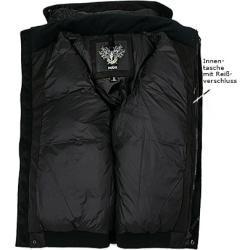 Photo of Nobis chaqueta de plumas hombre, microfibra, negro NobisNobis