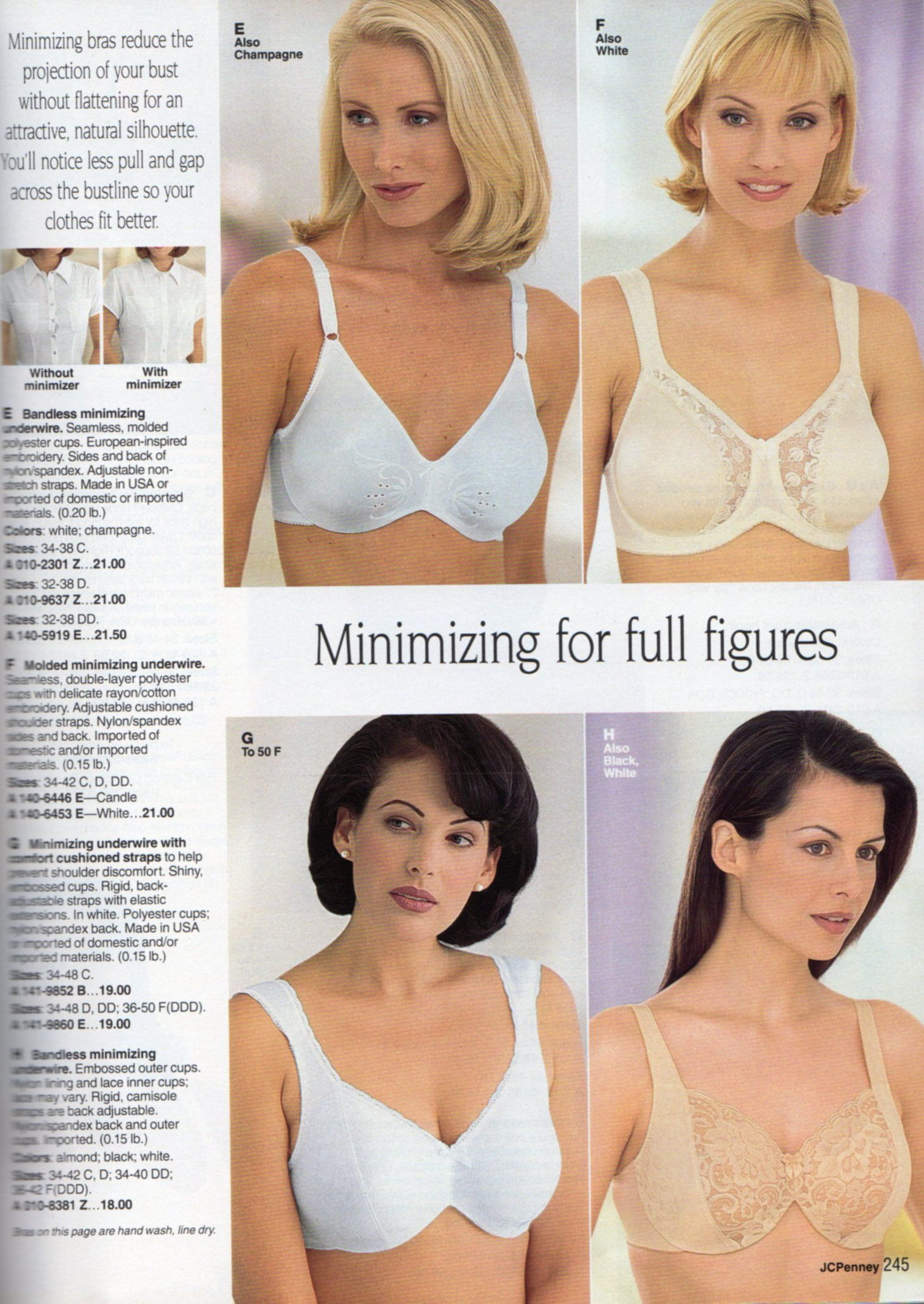 56413b1976f Pin by spa78 on JCP Catalog 1999 | Bra, Fashion, Sports