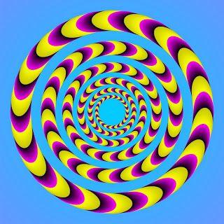هل هذه الصور ثابته ام تتحرك ل ب كره Cool Optical Illusions Optical Illusions Art Optical Illusions