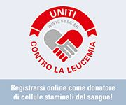 Trasfusione CRS Svizzera
