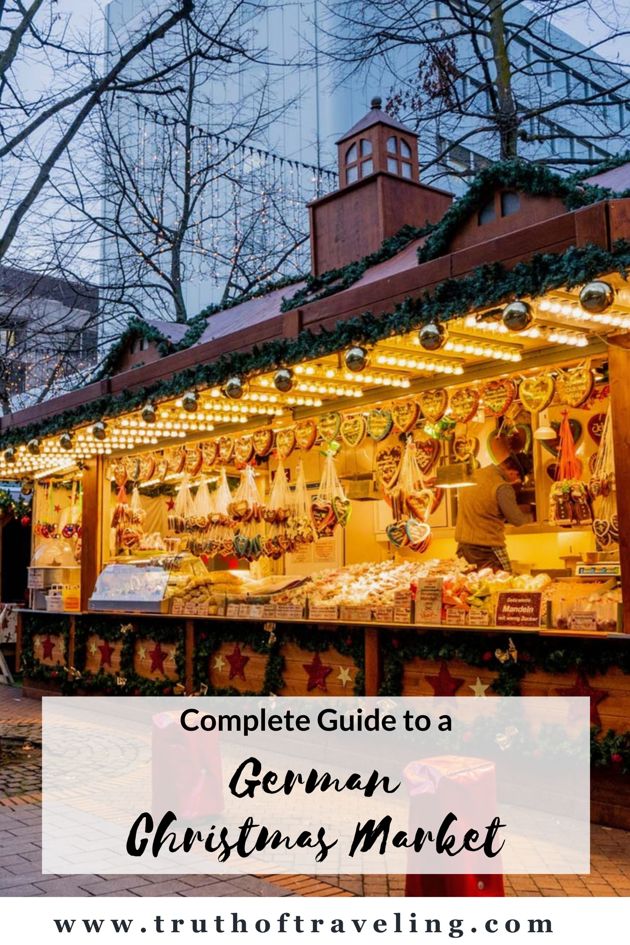 Complete Guide to Visiting a German Christmas Market