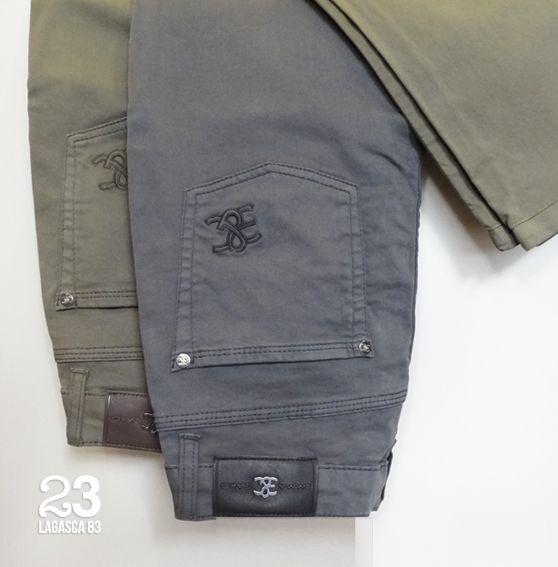 Pantalón cinco bolsillos, cómodos, sientan bien y los tenemos en muchos colores en #23CB. www.facebook.com/23CBCristinaBarrilero