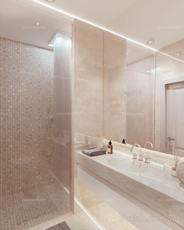 Фото интерьера, Ванная комната в стиле Классическая ...