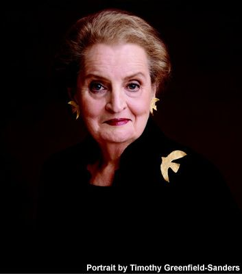 Madeleine Albright Quotes Pleasing Monday Mantra—Help A Sister Out  Pinterest  Madeleine Albright