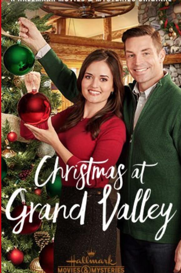 Christmas at Grand Valley (2018) with Danica McKellar & Brennan Elliott   Christmas movies on tv