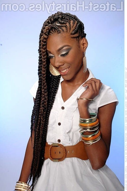 17 Amazing Prom Hairstyles For Black Girls Within Black