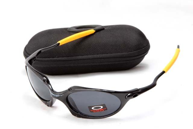 oakley juilet sunglass black yellow frame black lens oakley juilet rh in pinterest com