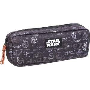 Star Wars Storm Trooper handmade fabric coin change purse zipper pouch