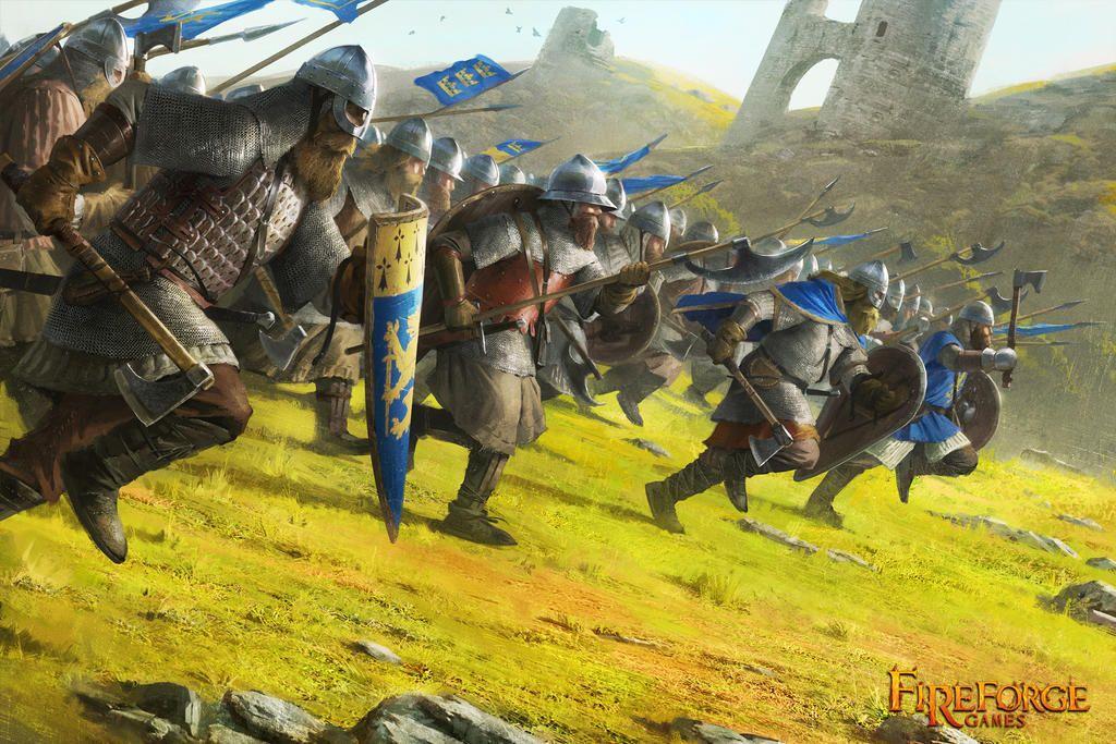Scandinavian Infantry By Ameeeeba On Deviantart Medieval Art Medieval Fantasy Fantasy Art