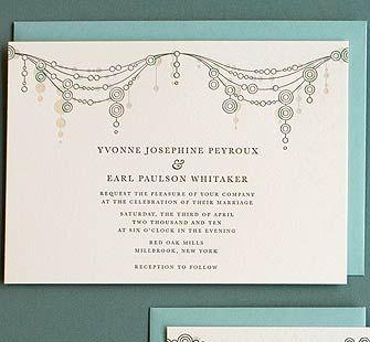 Wedding Invitation Handmade, Glam wedding invitation, winter wedding ...