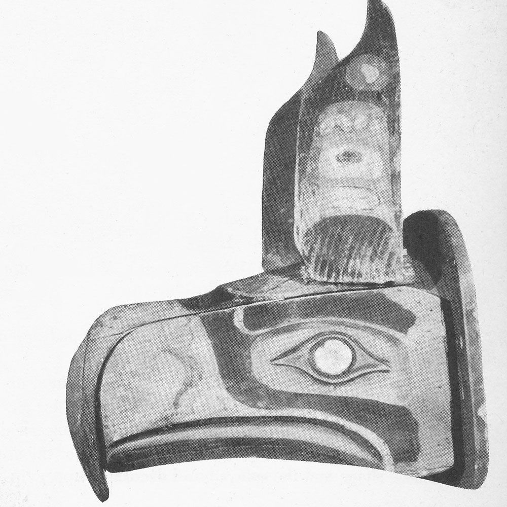 The mask that inspired the Seahawks logo Burke Museum in