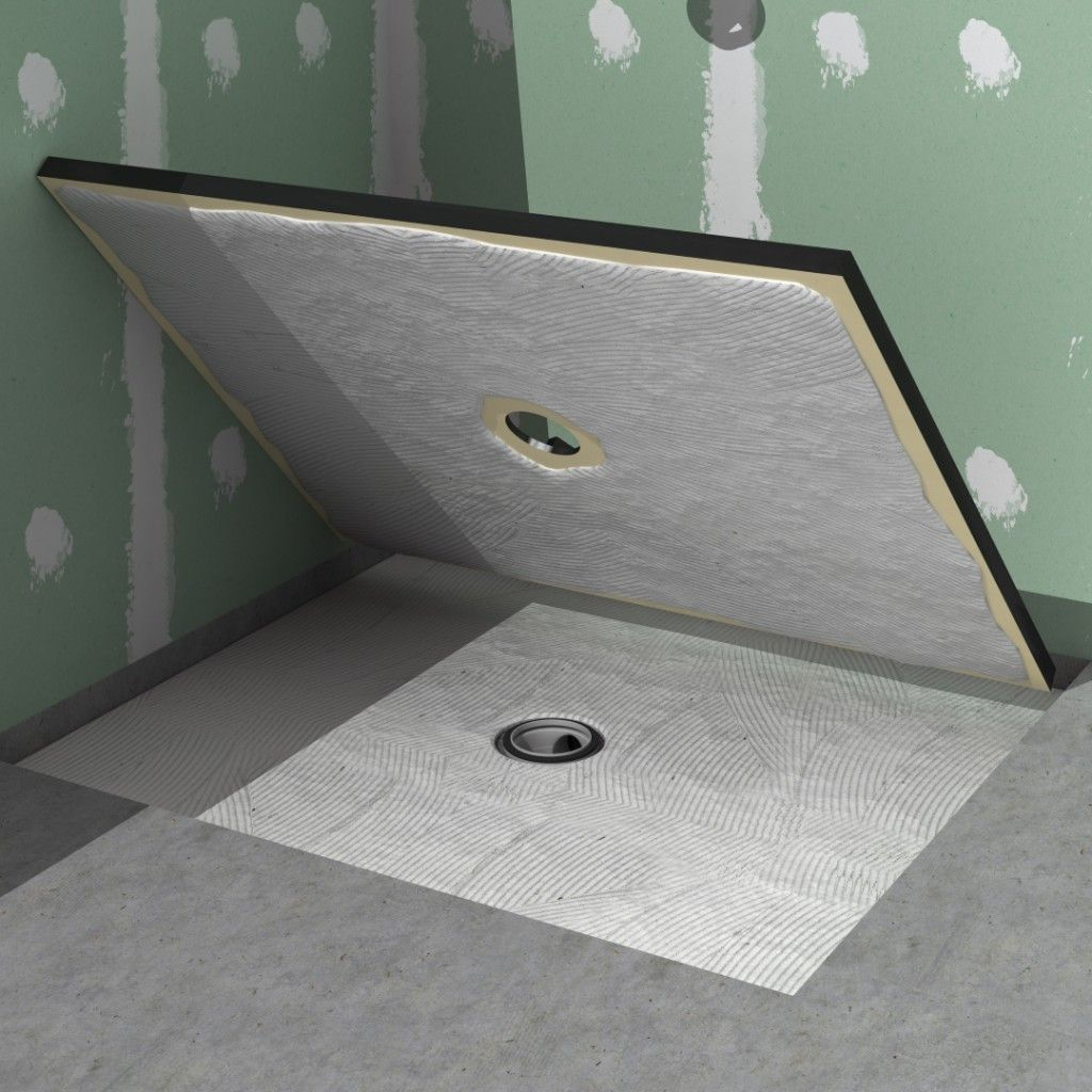 Revestech invisible waste for concrete floor concrete floor and revestech invisible level shower tray for concrete floor product view 3 dailygadgetfo Images