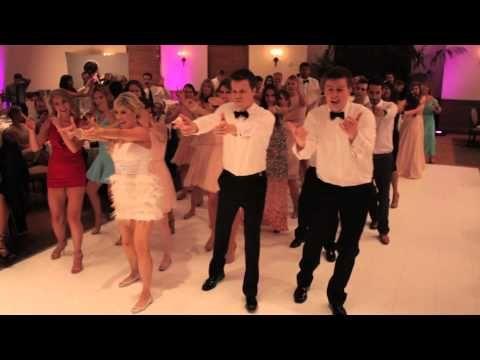 Top 5 Best Surprise Wedding Dance Moves Via Ellie S Bridal Blog
