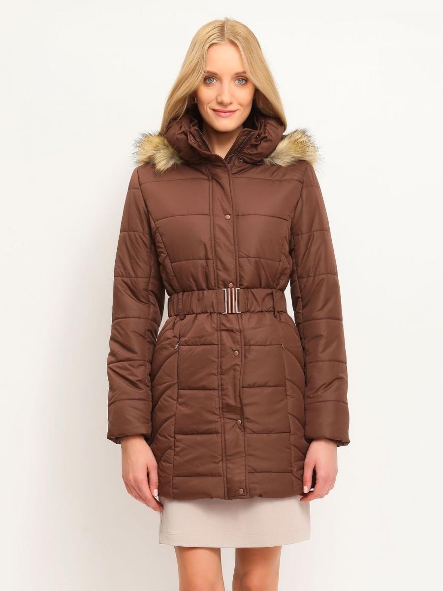 Top Secret Bunda dámská prošívaná s páskem Dámská zimní bunda z kolekce TOP  SECRET je vyrobena 32087ada5d4