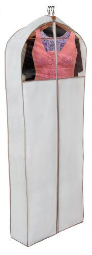 Pro-Mart DAZZ Gusseted Gown Garment Bag -- More info could be found at the image url.