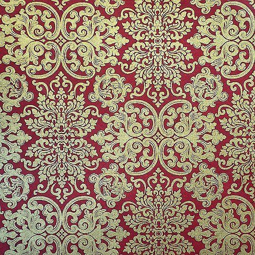 I used this for my invitations. Very nice. Nepalese Mandchou Printed Paper- Red 20x30 Inch Sheet by Savoir Faire
