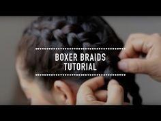 This video teaches you how to do Dutch braids (aka boxer braids or cornrows) and walks you through it step by step. #boxerbraids #dutchbraidtutorial #dutchbraids #boxerbraidtutorial #braidtutorials #StepByStepHairstyles #Easyhairstyles #stepbystepeasyhairstyles #boxer braids frisuren, #boxer Braids paso a paso #boxer Braids paso a paso