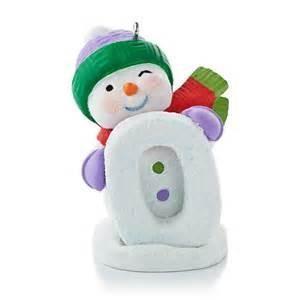 O Is for Ooooh! 2013 Hallmark Christmas Ornament